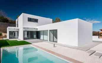 Casas prefabricadas de hormigón modulares