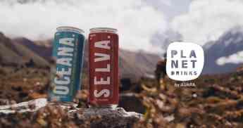 Planet Drinks, de AUARA