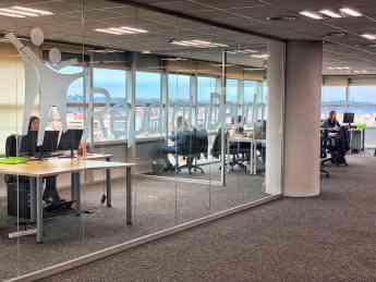 Oficinas del despacho de abogados Repara tu deuda con sede en Madrid