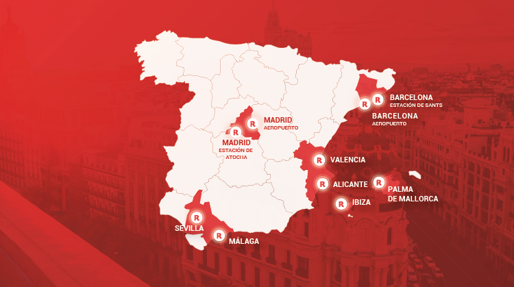 Record go abre dos nuevas oficinas de alquiler de coches en Madrid