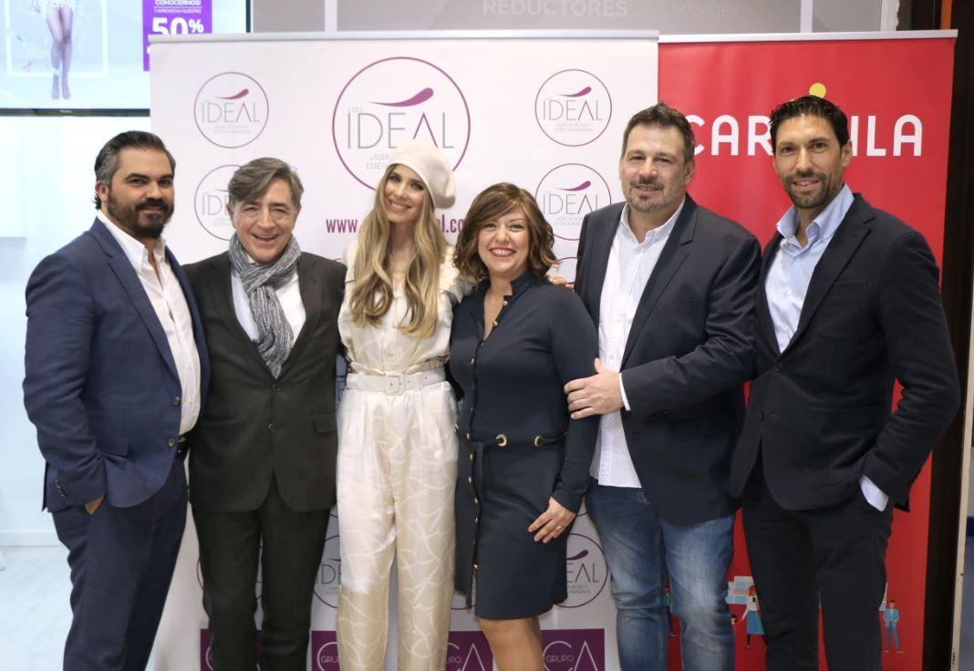 Foto de Carmila y Centros Ideal celebran el éxito de su acuerdo