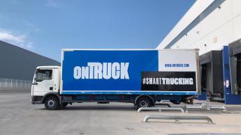 Ontruck reduce un 35% los costes de transporte de las empresas en los picos de demanda