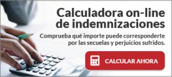 Calculadora online de indemnizaciones