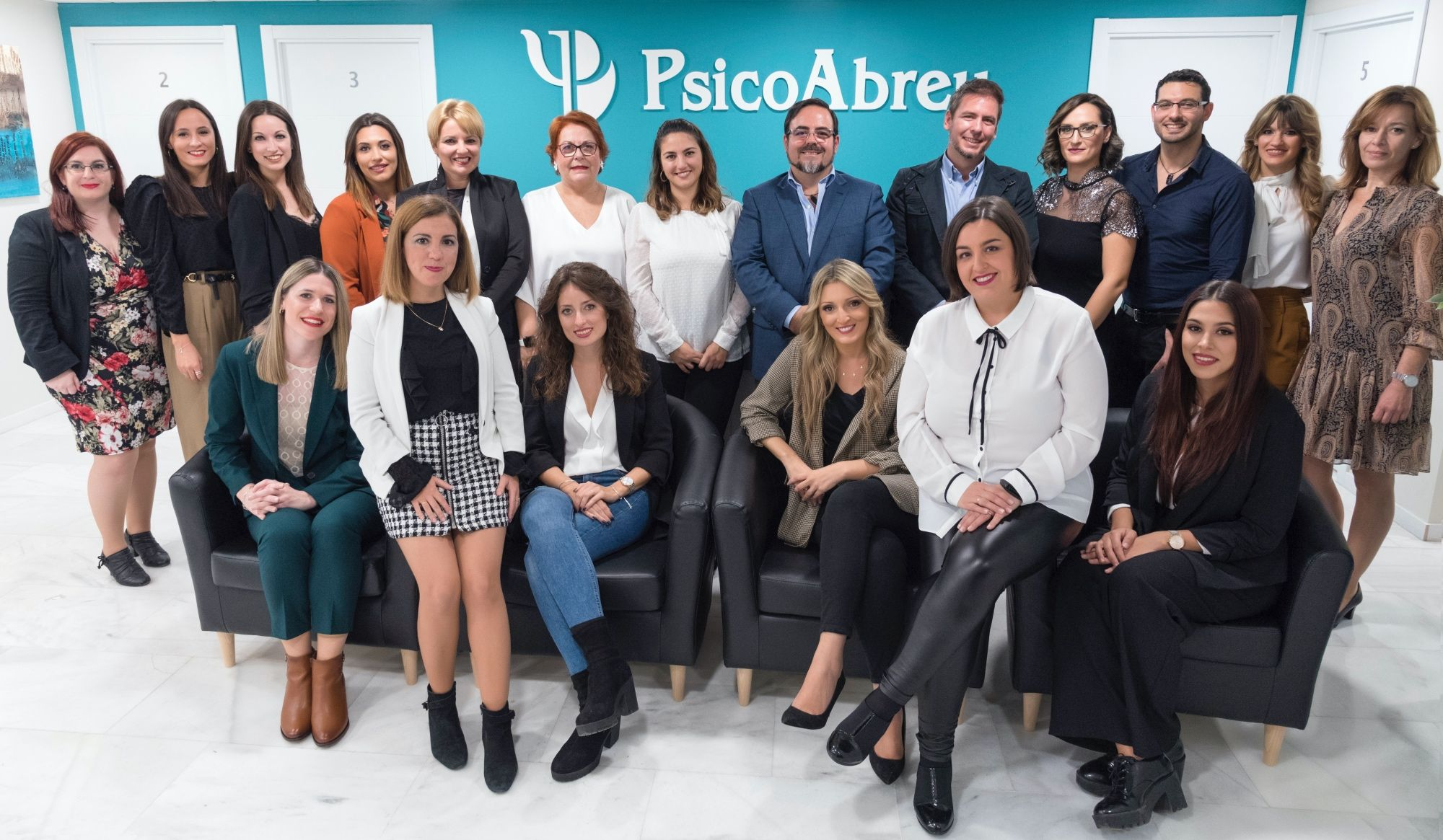 Foto de Equipo Psicologos Málaga PsicoAbreu