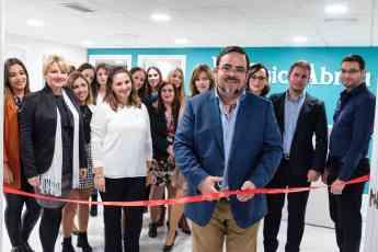 Foto de Inauguracion Psicologos Málaga PsicoAbreu
