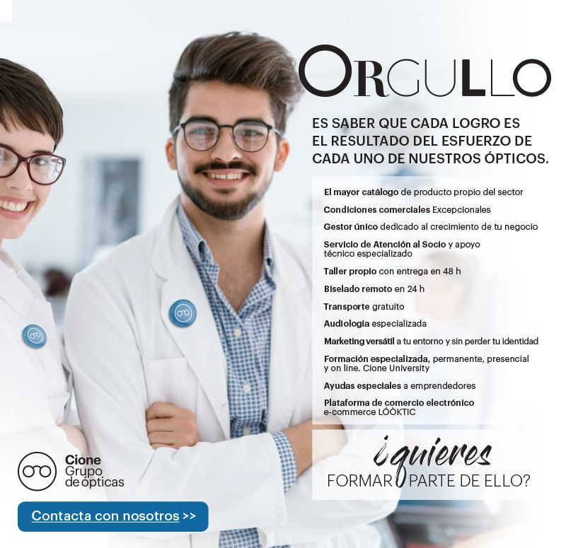 Cione Grupo de Opticas