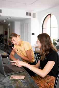 Mujer y emprendedora online, el mejor camino para la conciliación