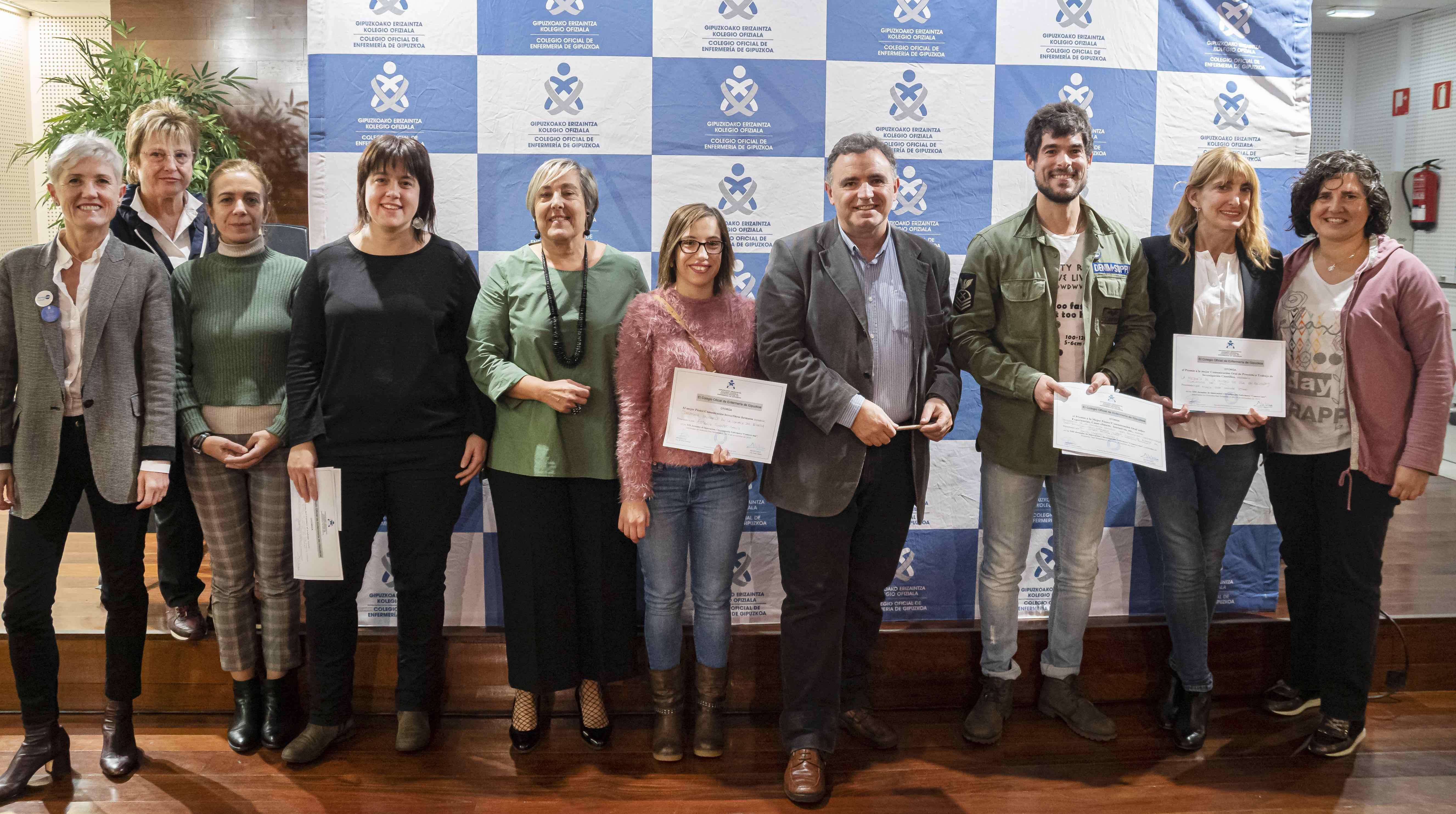 Foto de  Foto de familia del comité científico de las Jornadas y