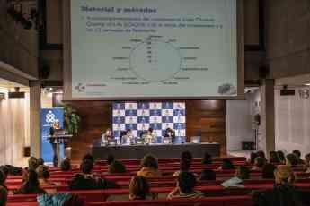 Foto de Un momento de las Jornadas de Innovación e Investigación