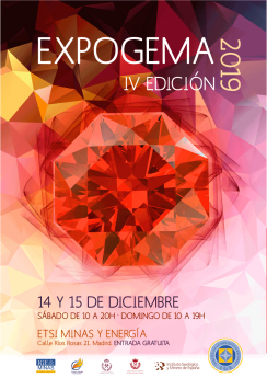 Cartel Expogema IV Edición - 2019