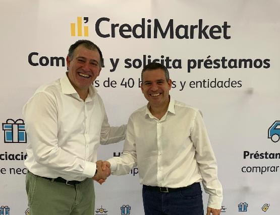 Foto de Acuerdo entre CrediMarket.com y Proyectos y Seguros
