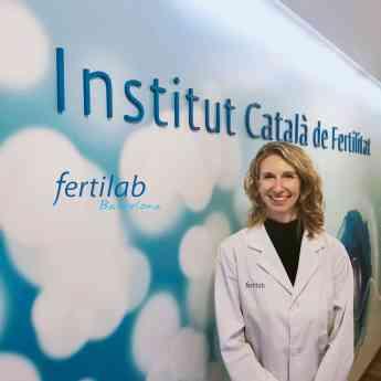 Dra. Federica Moffa en Fertilab Barcelona