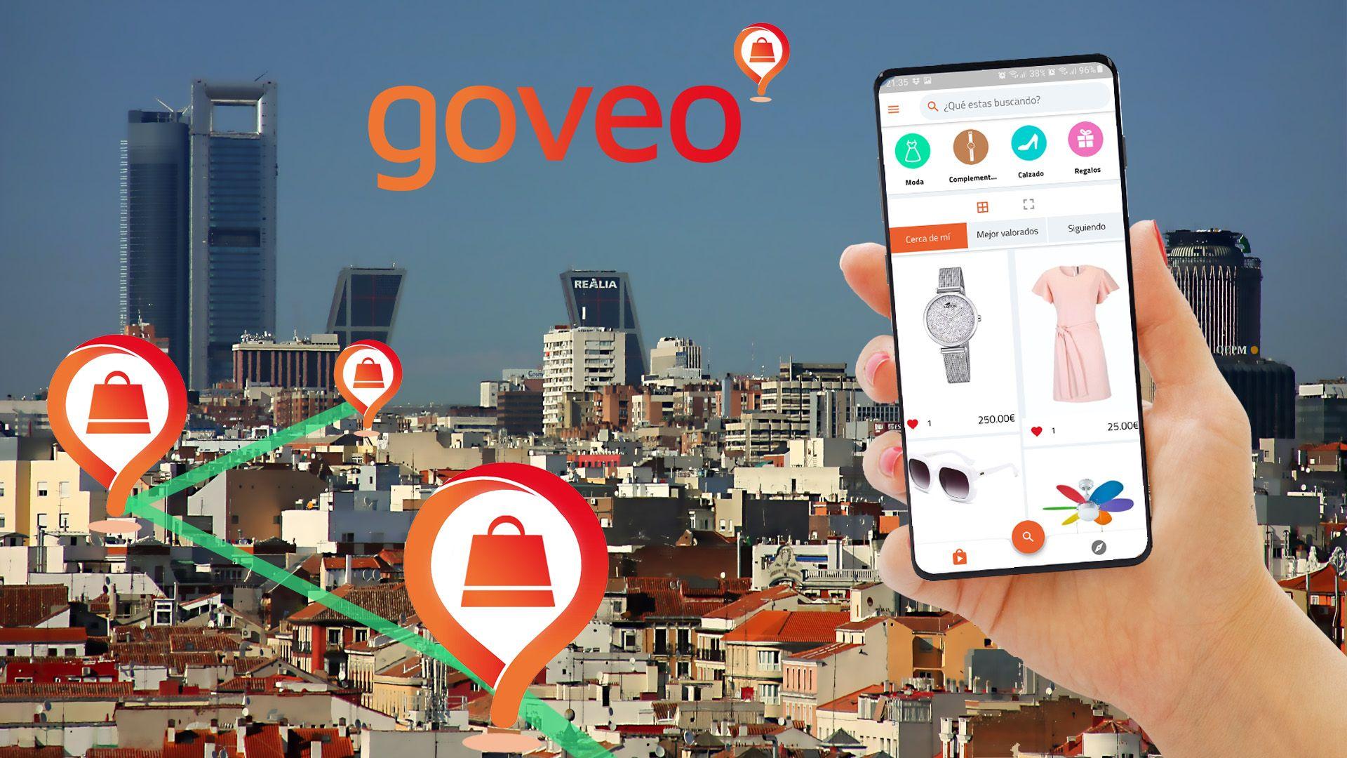 Foto de Goveo APP. El Market Place de la tiendas físicas de tu ciudad