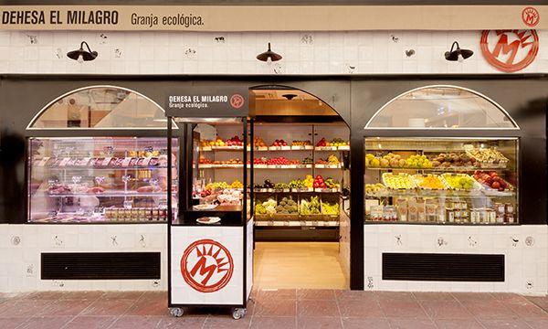 Dehesa El Milagro abre su primera tienda propia en el Mercado de la Paz