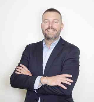Iván Bueno, nuevo delegado de la Sede de Andalucía de IMF Business School