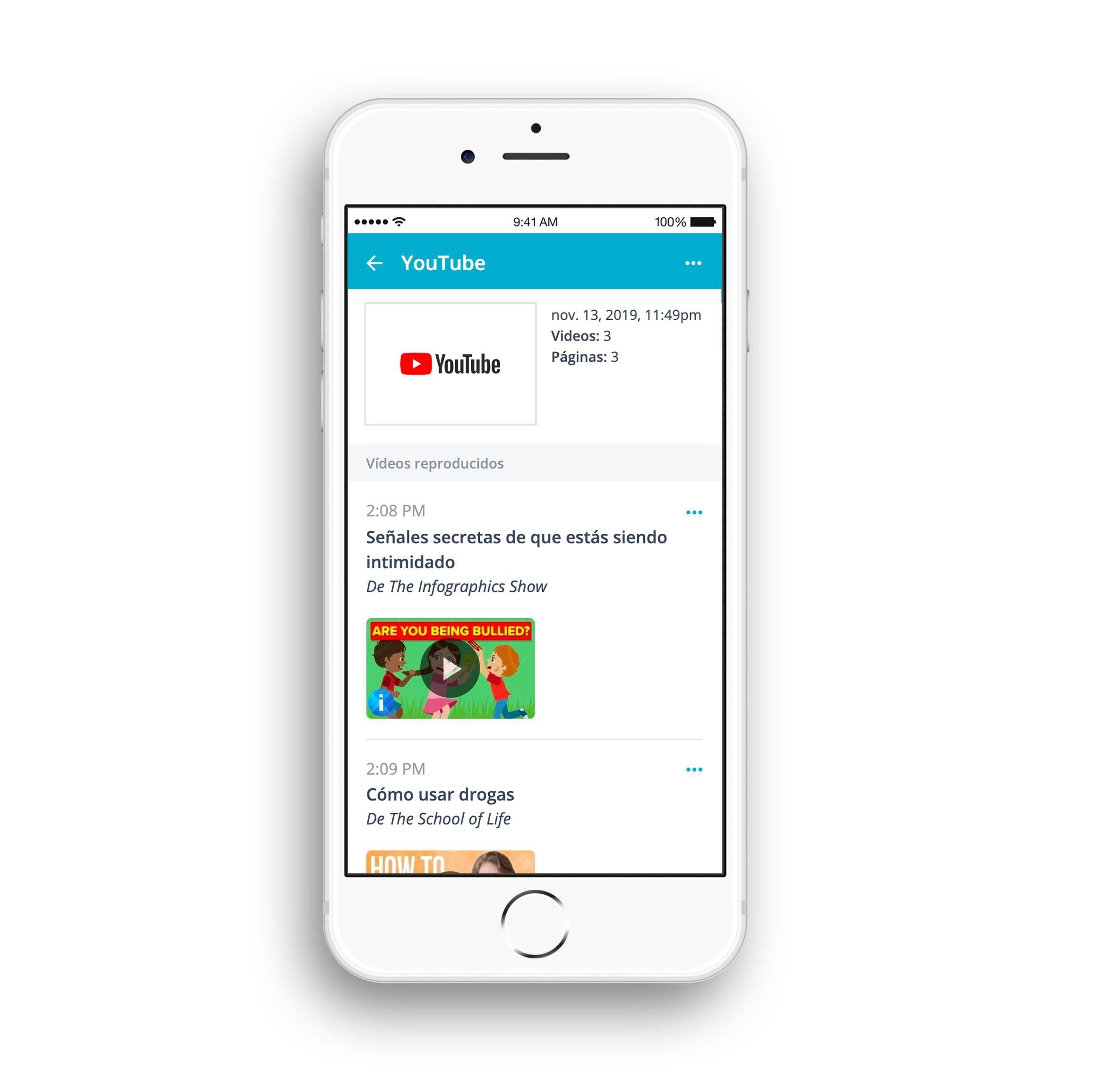 Foto de Qustodio lanza YouTube Monitoring, una función para que los