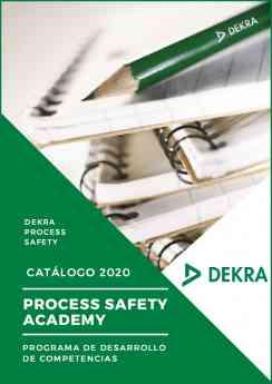 Catálogo de formación DEKRA Process Safety 2020