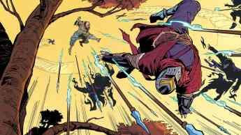 Zed: nuevo cómic de Riot Games y Marvel