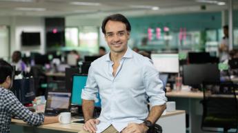 Sergio Furio, fundador y CEO de Creditas