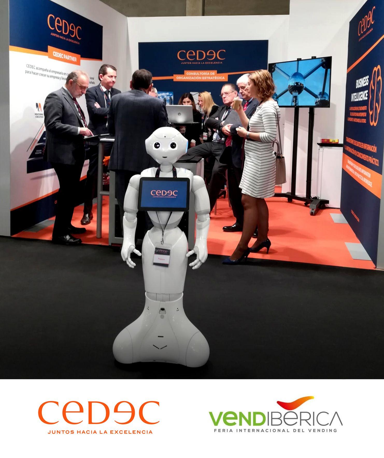 CEDEC participa en Vendibérica, salón internacional del vending y la restauración automática
