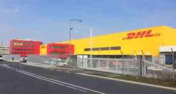 Nuevo Hub de DHL Express en el aeropuerto de Colonia-Bonn