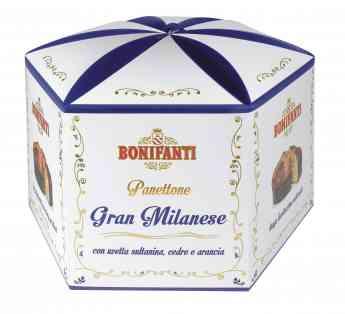 Foto de packaging panettone