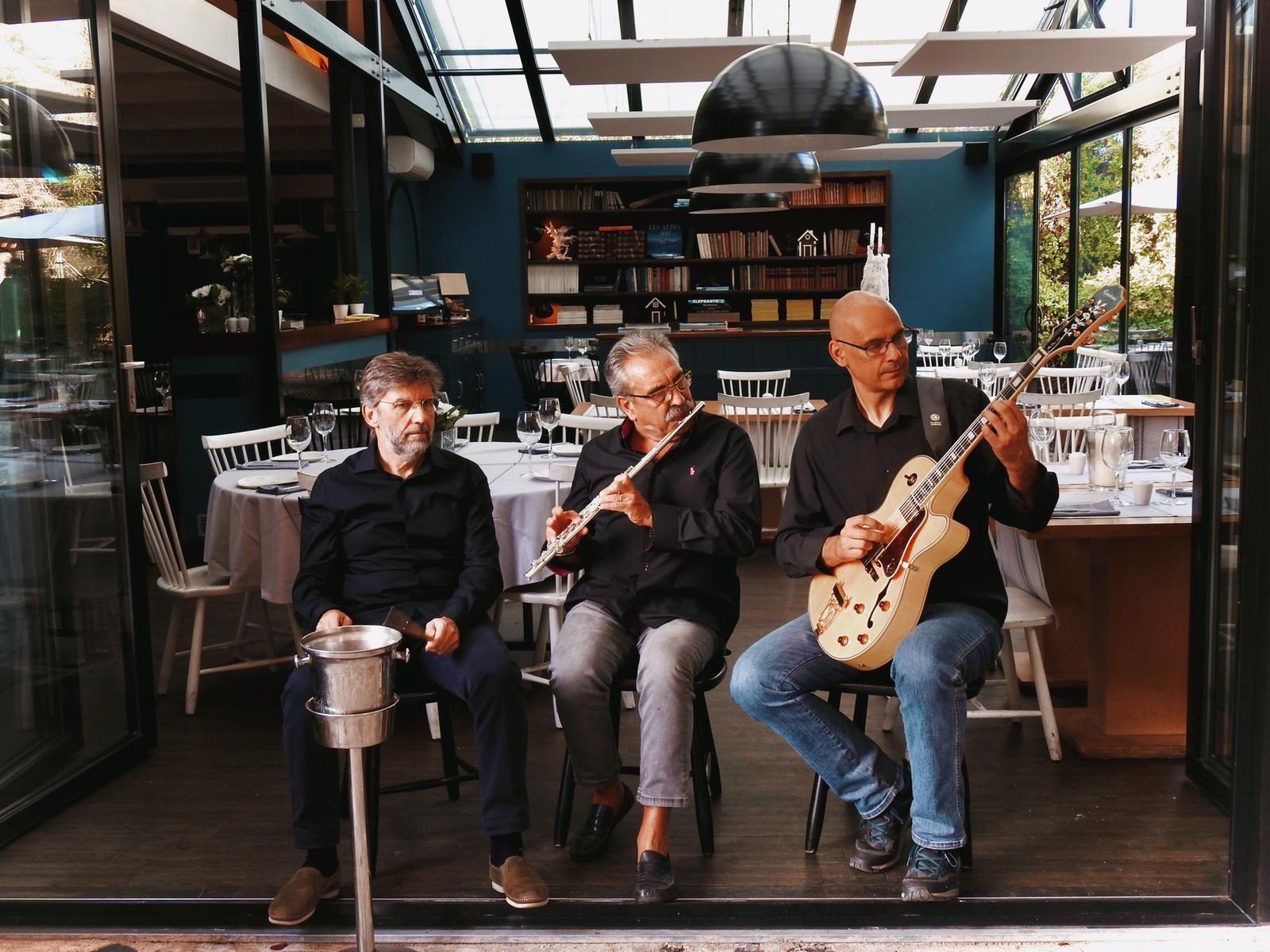 El restaurante sueco, Cabaña Marconi, inaugura su programa de jazz amenizando las comidas de los viernes