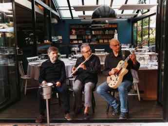 Jazz en Cabaña Marconi
