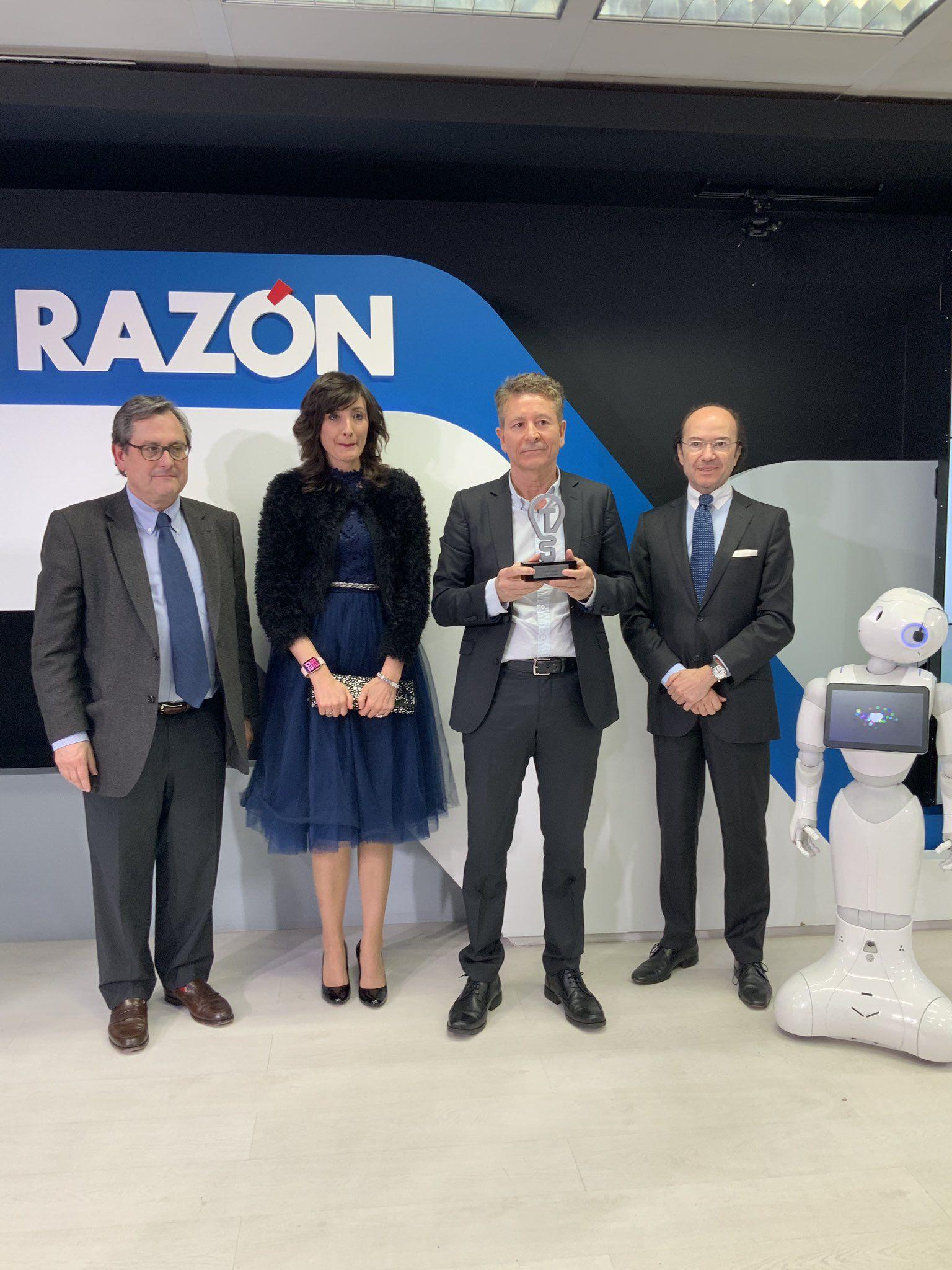 Foto de Eurocoinpay recibe el premio a la Gestión de Pagos con