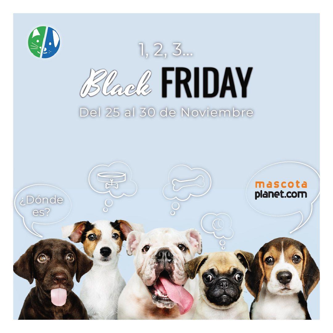 Foto de Black Friday en Mascota Planet