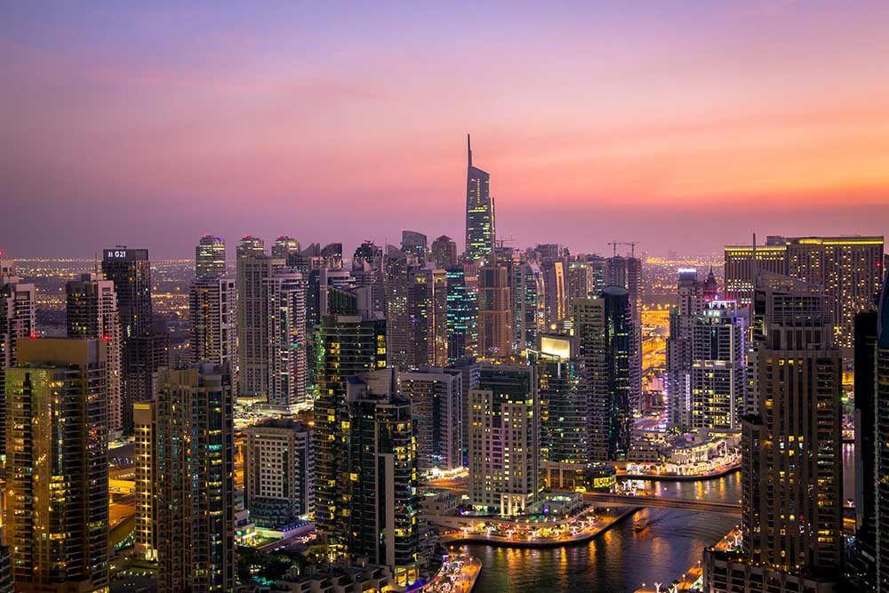 Foto de Orience International y Summit entran en los Emiratos Árabes