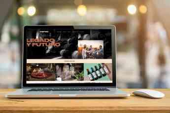 El Grupo Osborne estrena web : todo Osborne a un solo click
