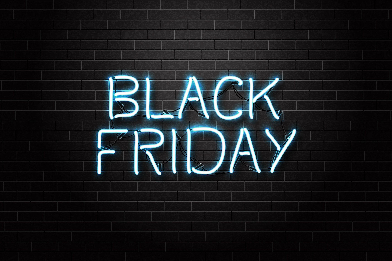 Fotografia Black Friday entradas.com