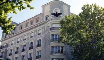 Foto de Fachada del edificio Milenium Madrid