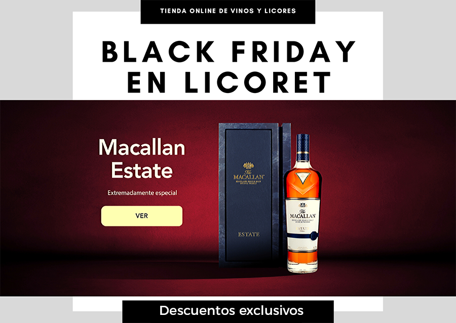 La tienda online de vinos y licores Licoret celebra su primer aniversario coincidiendo con el Black Friday