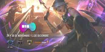 Riot Games en Nice One Barcelona