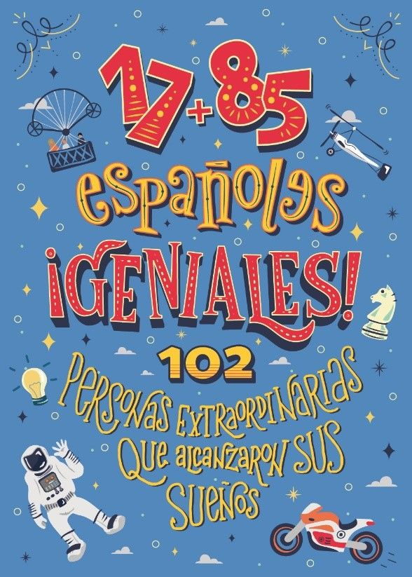 Fotografia 17+85 Españoles geniales