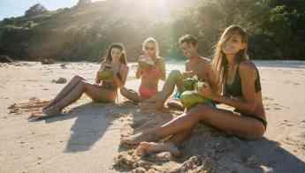 Agencia de viajes en grupo para jóvenes