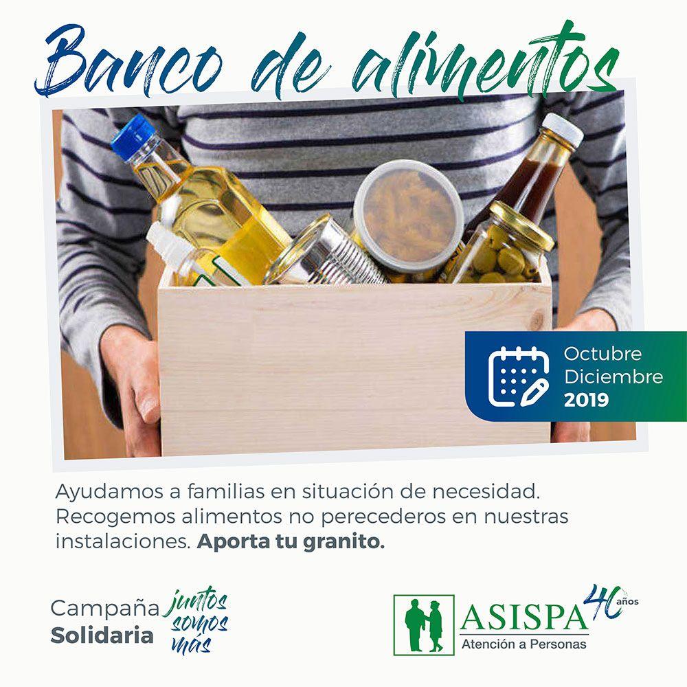 Fotografia Campaña de recogida de Banco de Alimentos