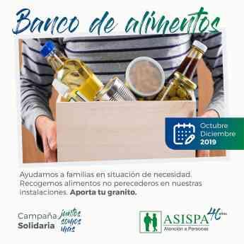 Campaña de recogida de Banco de Alimentos