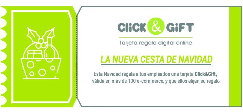 Click&Gift explica las nuevas tendencias del regalo de Navidad de empresas