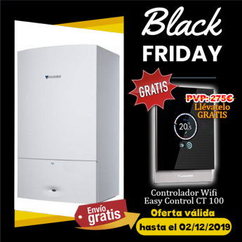 Foto de Super Oferta Black Friday en caldera Junkers