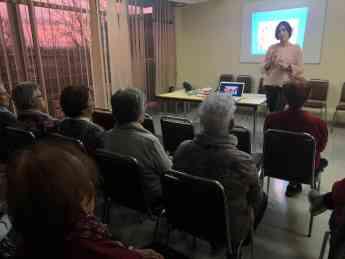 Sesiones de salud bicodental para gente mayor en La Noguera
