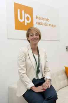 Ana Isabel Iglesias, nueva CEO de Up SPAIN