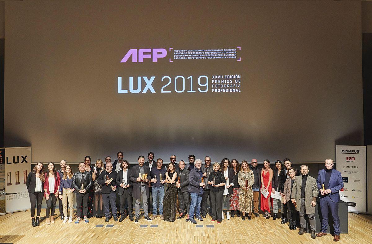Foto de Premios de Fotografía Profesional LUX 2019
