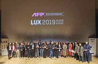 Premios de Fotografía Profesional LUX 2019
