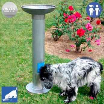 Foto de Fuente-bebedero FXU-01 para personas y mascotas