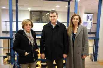 Reunion COACM y COSITAL CLM en el Colegio de Arquitectos de