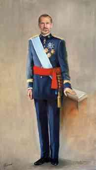 Foto de Retrato Felipe VI
