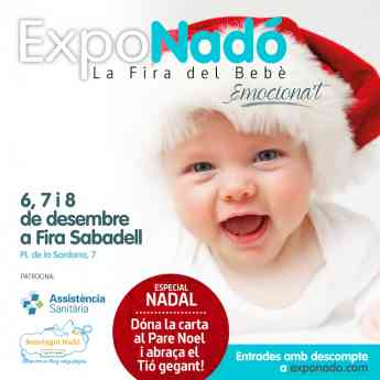 ExpoNadó Sabadell 2019, Feria del bebé